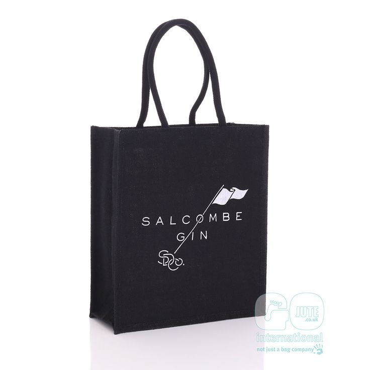 @SalcombeGin jute shopping bags offer a marketing/advertising tool and an up-selling opportunity to boot! check out their website for #ChristmasGift inspiration: https://www.salcombegin.com/shop/ #JuteBag #Black #Natural #LoveGin #Salcombe #GinDistillery #Handcrafted