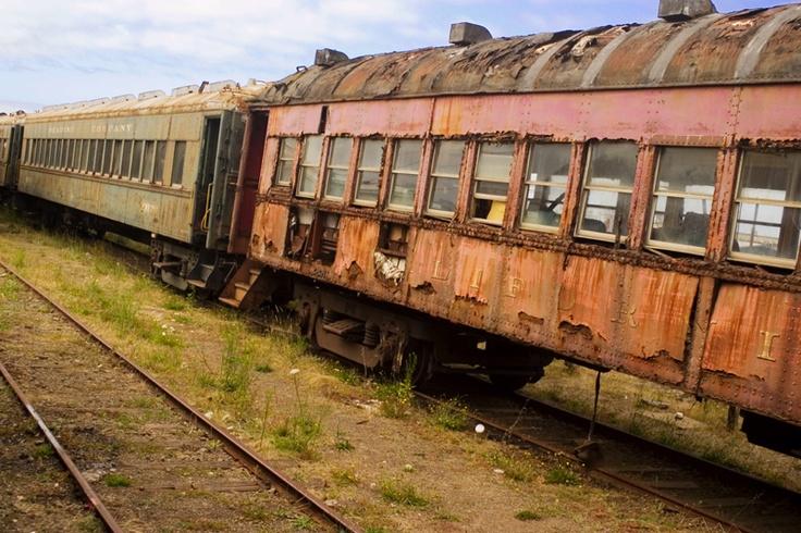 Abandoned rail cars for sale uk