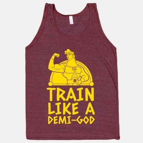 Hercules | 23 More Work Out Tanks To Not Work Out In