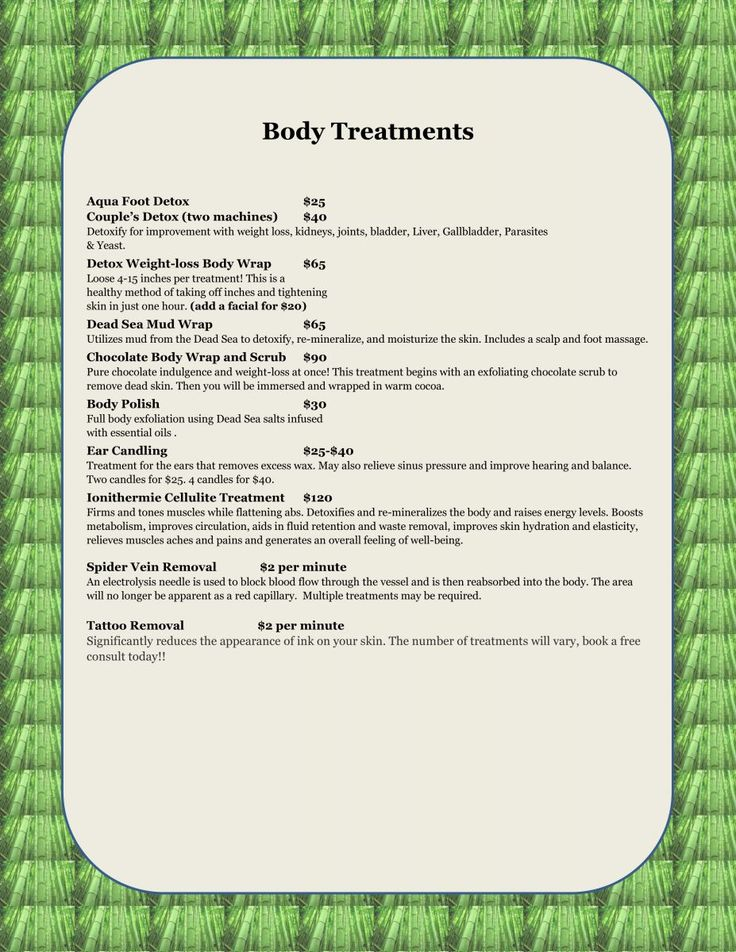 Therapist Massage Therapy Brochure | Jamies Therapeutic Touch - Brochure
