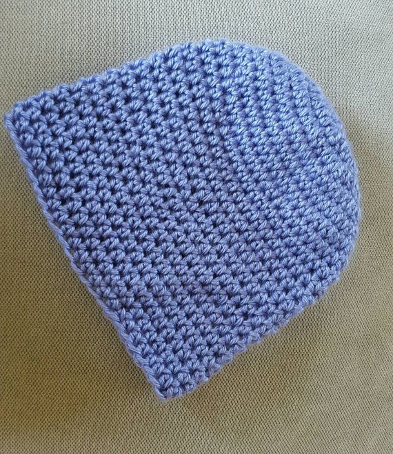 Check out this item in my Etsy shop https://www.etsy.com/ca/listing/255451175/purple-beanie