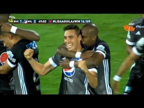 Liga Aguila | Fecha 3 Bucaramanga 1-3 Millonarios - VER VÍDEO -> http://quehubocolombia.com/liga-aguila-fecha-3-bucaramanga-1-3-millonarios    www.winsportsonline.com Twitter: @Winsportstv Facebook.com/winsportstv G+:plus.google.com/+winsportstv Créditos de vídeo a Popular on YouTube – Colombia YouTube channel