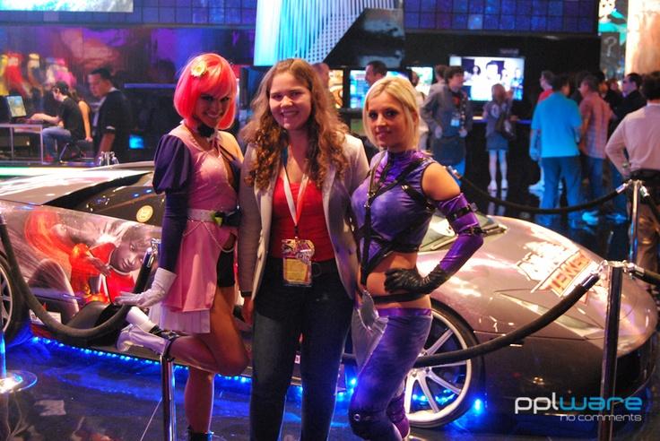 As Babes e Automóveis da E3