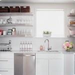 Open Kitchen Shelving Ideas #springintothedream