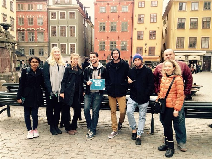 New Free Tour Stockholm Old Town