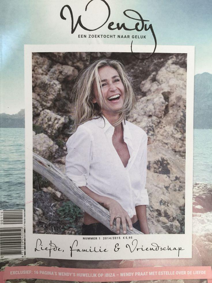 Nieuw blad van Wendy van Dijk..erg leuk om te lezen!