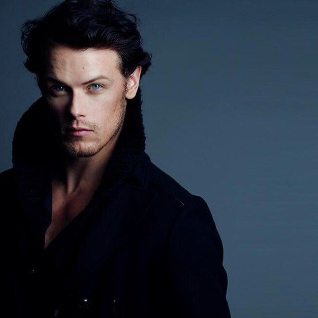 Enough of a reason to watch Outlander! My god he's beautiful!!