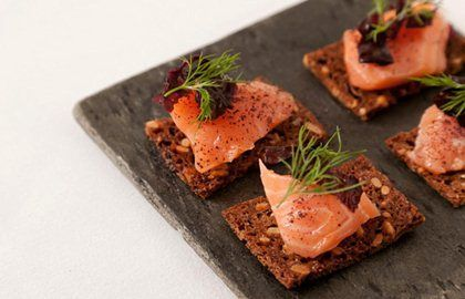 Salmon Gravlax - Great British Chefs