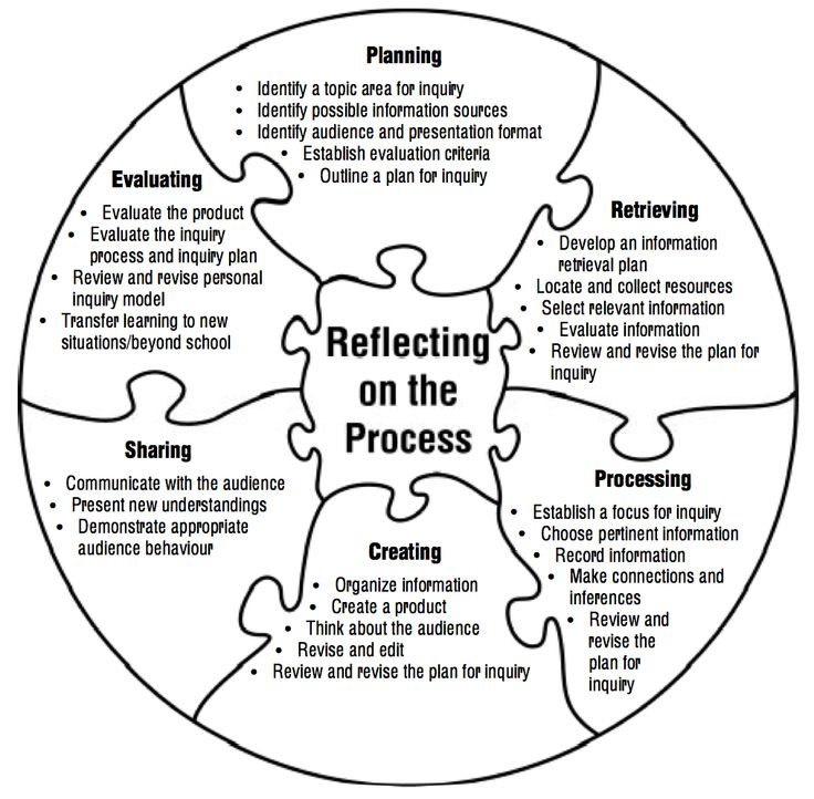 critical thinking and information literacy process model Designing the instructional process to enhance critical thinking journal of adolescent & adult literacy a negotiation model for teaching critical thinking.