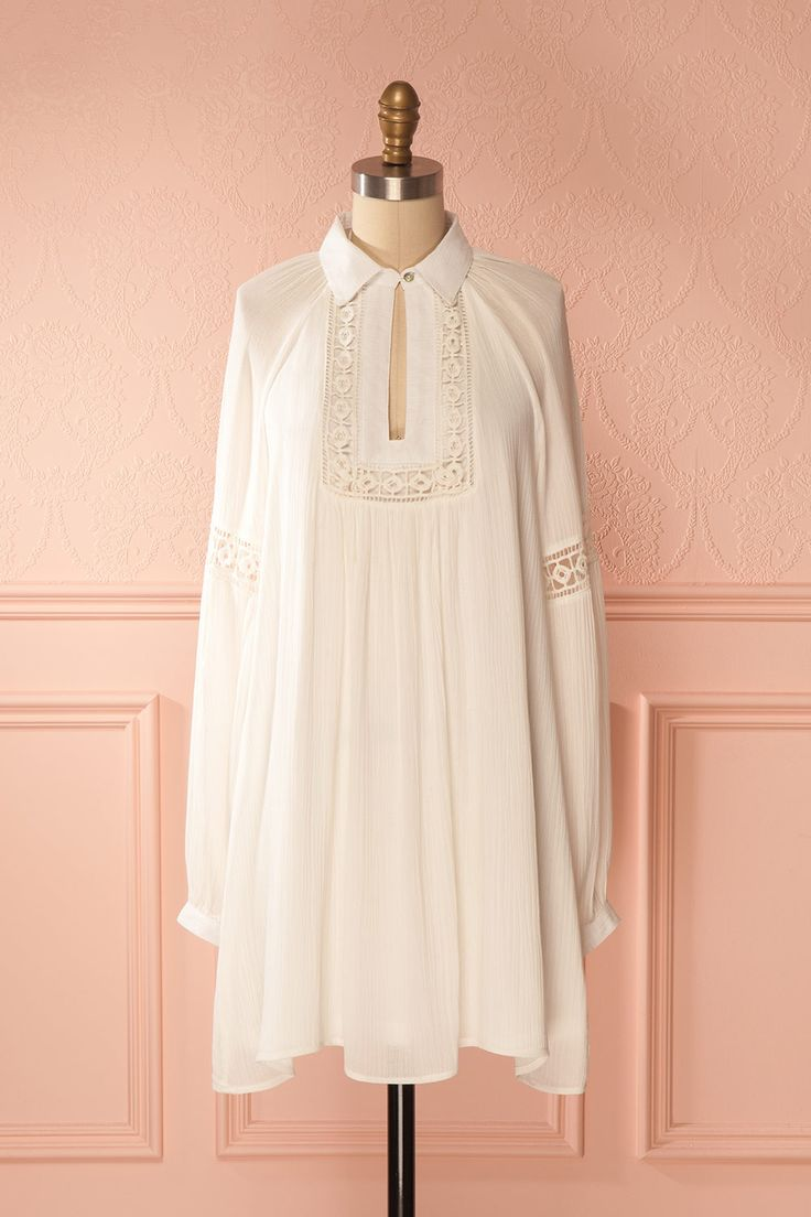 Madhuparna #Boutique1861 / This little summer dress is perfect for all occasions in warm weather. #summerdresses