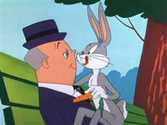 Bugs Bunny - Hyde and Hare