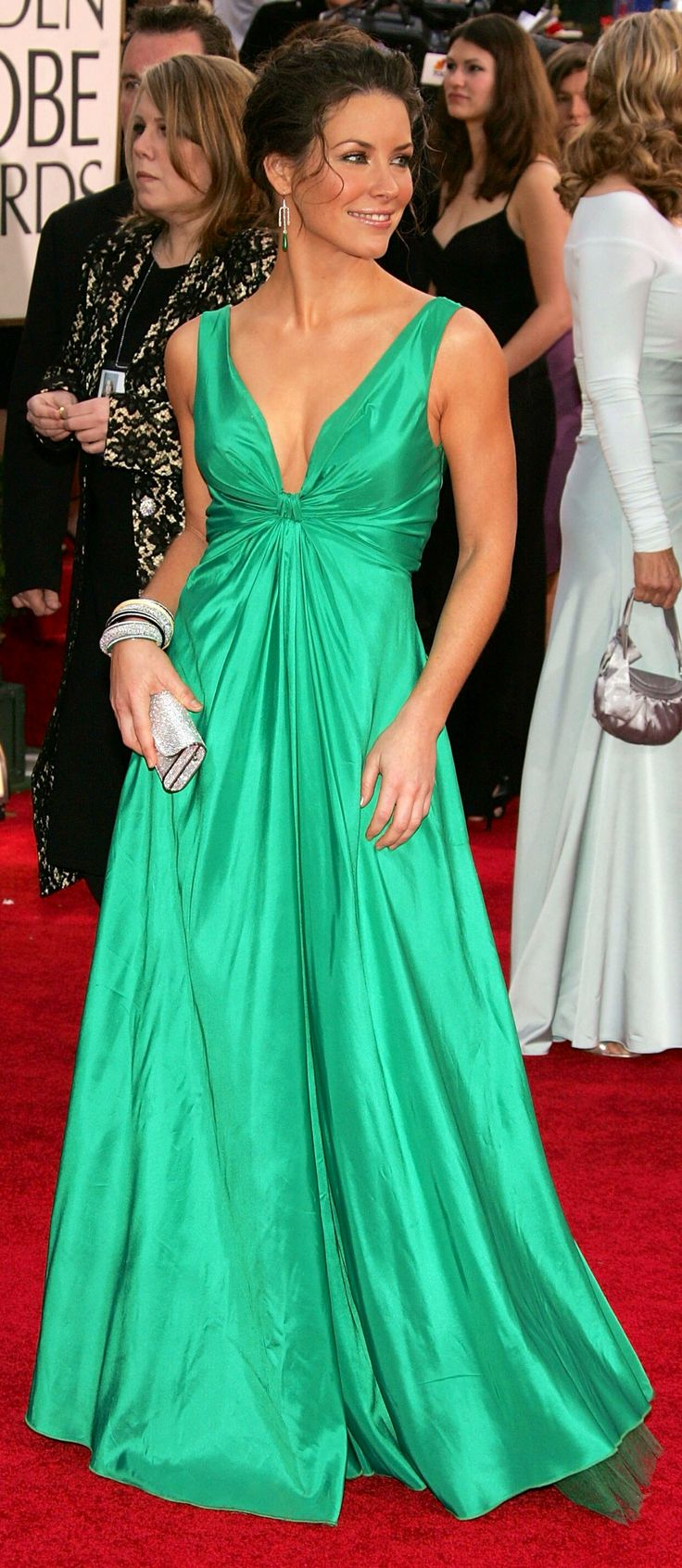 Evangeline Lilly... obsessed w/ this dress!!