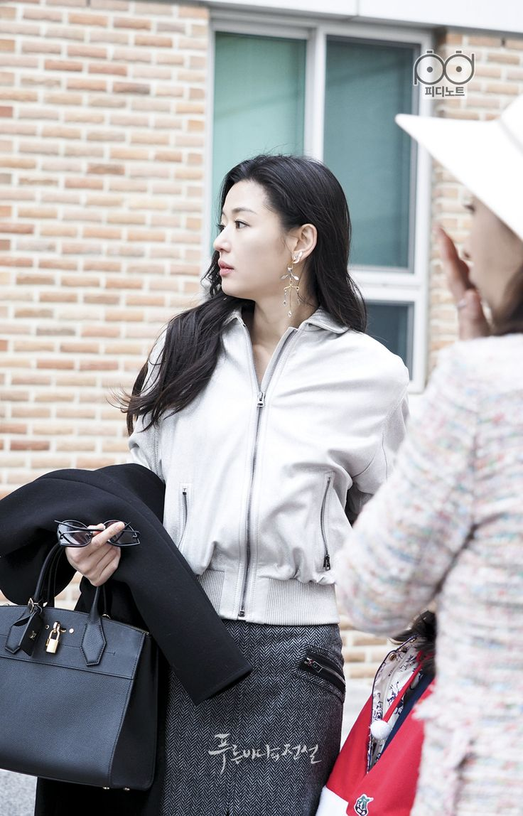 Jeon Ji Hyun Legend Of The Blue Sea Fashion