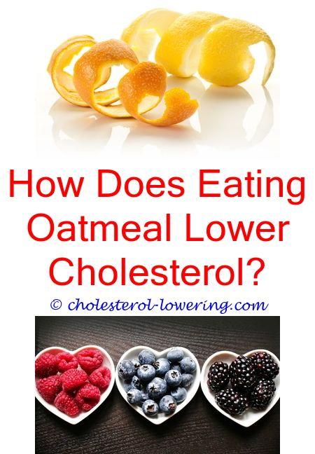 Foods To Bring Down Cholesterol Cholesterol Test High Cholesterol