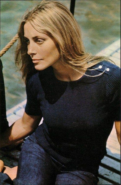 pinterest.com/fra411 #60's  Sharon Tate   Cannes Festival 1968
