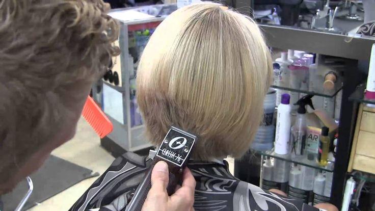 Short Sexy Blonde Womens Clipper Haircut Video HD