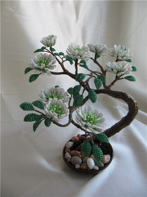 bonsai of beads  pattern