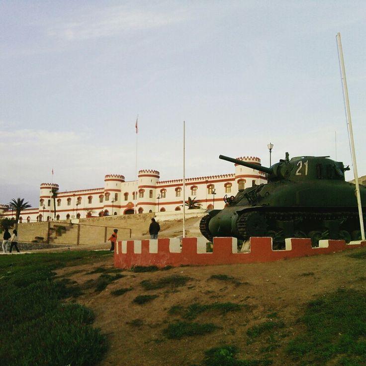 Regimiento La Serena, cuarta region Coquimbo.
