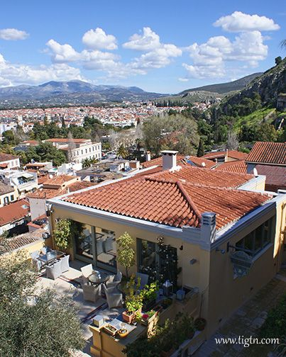 Amphitriti Palazzo Hotel, #Nafplio - #Greece