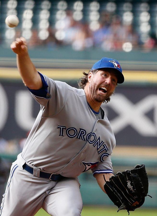 R.A. Dickey, Toronto Blue Jays