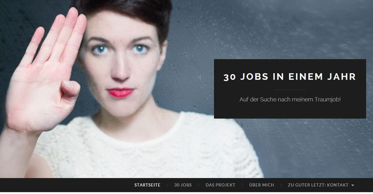 ´Der frühe Vogel kann mich mal!´ 30 Jobs in einem Jahr – eine andere Art der Berufsorientierung. Gastbeitrag von Jannike Stöhr