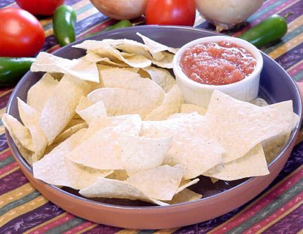 Our favorite salsa recipe - a Chili's copycat