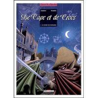 De Cape et de Crocs - Tome 1 - Le secret du janissaire - Alain Ayroles, Jean-Luc Masbou - cartonné - Livre - Noël Fnac.com