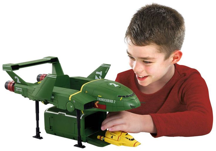 Thunderbirds TB2 Large Playset