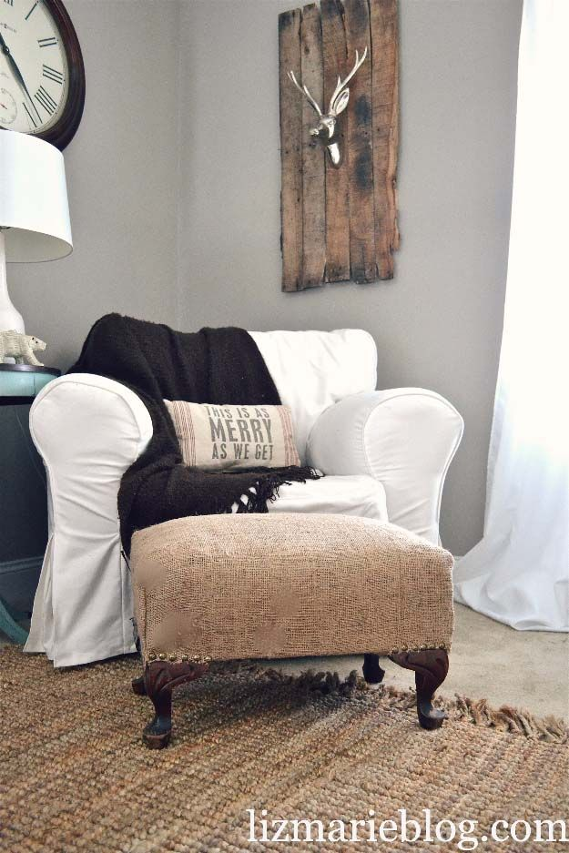 66 best images about diy furniture ideas on pinterest - Creative diy ottoman ideas ...