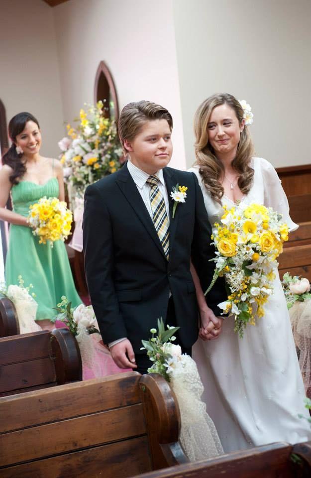 Callum & Sonya | Toadie & Sonya's Wedding #TheSquidFiles #NeighboursWedding #Neighours