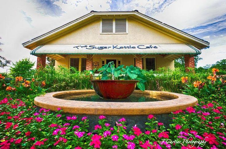 The Sugar Kettle Cafe' Daphne, Alabama