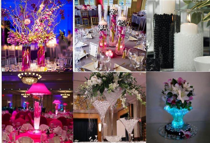 Les 25 meilleures idees de la categorie centre de table for Maison a faire soi meme 2 le vase boule petit objet avec de grandes idees
