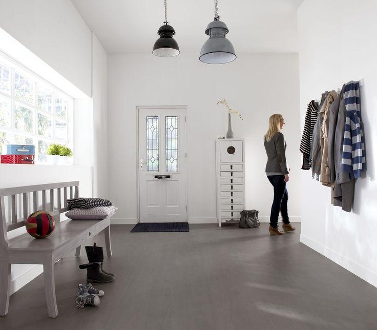 Vloer grijstinten forbo vloeren pvc en vinyl - Vloeren vinyl cement tegel ...