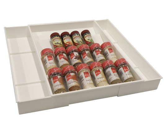 Expand-a-Drawer Spice Drawer Organiser