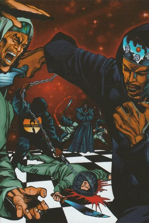 Interview: RZA And Mathematics Build On Wu-Tang Clan's New Album 'The Saga Continues'