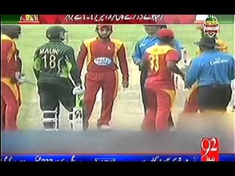 Pakistan vs Zimbabwe 2nd ODI Controversy Analysis