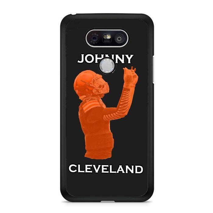 Johnny Cleveland Browns Football LG G5 Case Dewantary