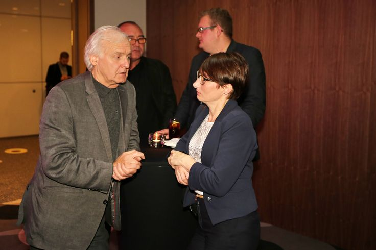Filmteractive Networking Meeting: Zdzisław Kuczynski- Studio Filmowe Logos &  Monika Głowacka, Łódź Film Commission