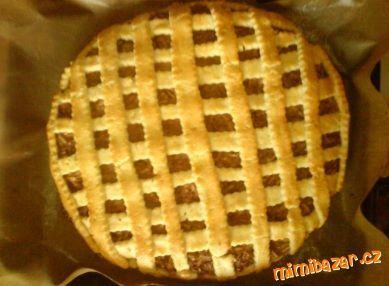 ♥♥Nejfantastičtější jablkový dia koláč♥♥
