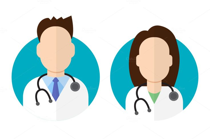 Doctor icon by Andrii Symonenko on @creativemarket
