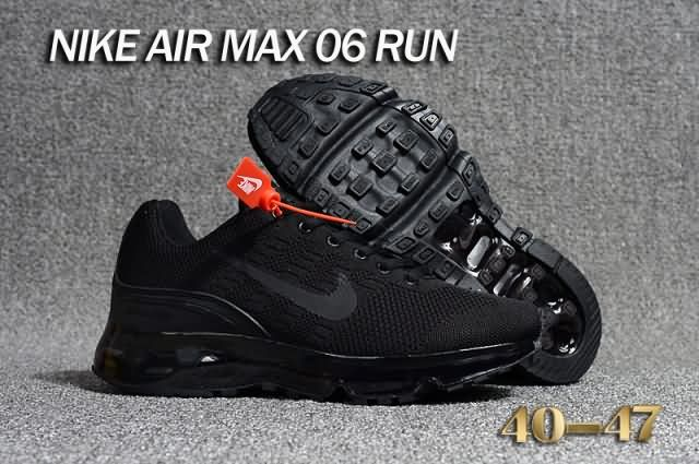 Cheap Nike Air Max 360 Flyknit Men shoes All Black For Discount Only Price $67 To Worldwide and Free Shipping WhatsApp:8613328373859