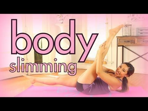 Body Slimming Workout | POP Pilates for Beginners