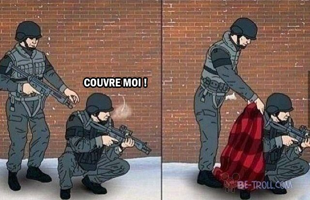 Couvre moi ! ^______^