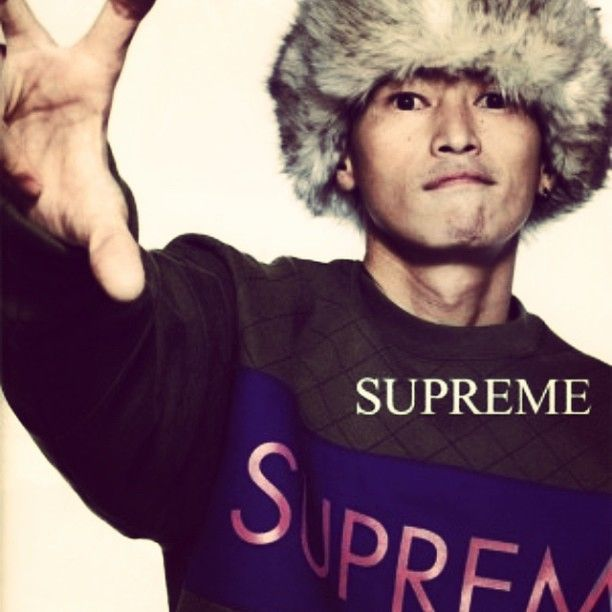 .@nubnub0101 | #窪塚洋介#supreme | Webstagram - the best Instagram viewer