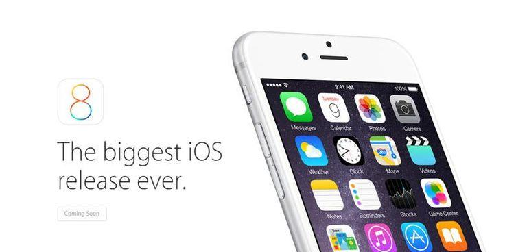 """iOS 8 Bikin iPhone Lama Jadi """"Lemot"""""""