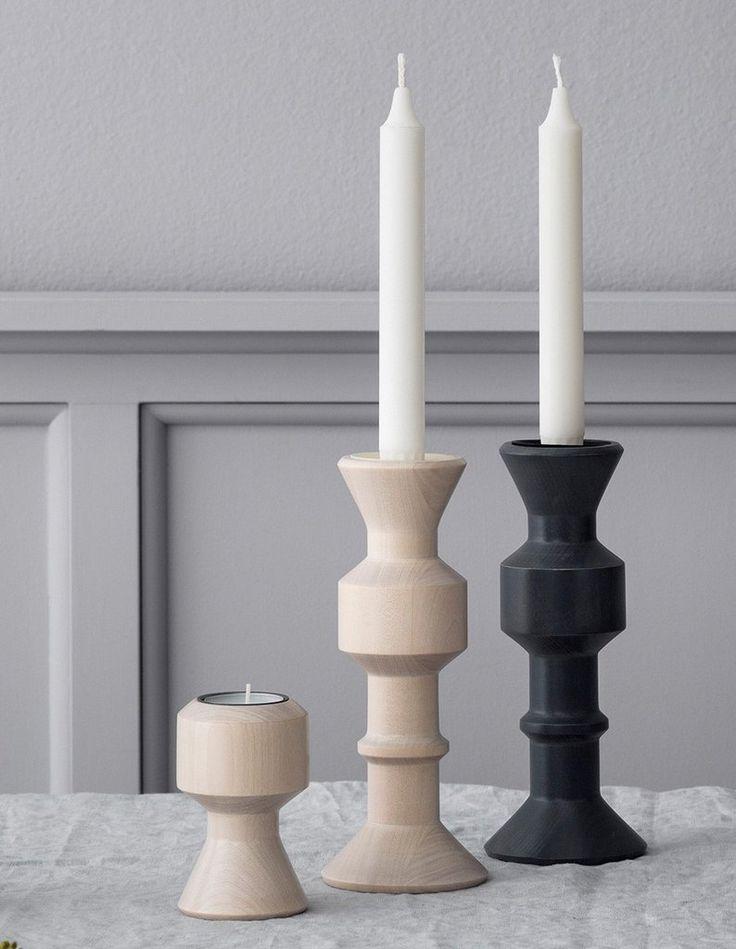Kide antique candle holder. Design by Pauliina Aarikka. www.aarikka.com
