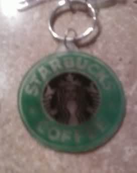 Shrinky dink recycle idea for starbucks #6 plastic