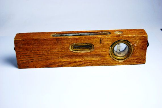 Vintage French wooden spirit level, Vintage Tools, Vintage Home Decor, Rustic Home Decor, Farmhouse decor (scheduled via http://www.tailwindapp.com?utm_source=pinterest&utm_medium=twpin&utm_content=post78829803&utm_campaign=scheduler_attribution)