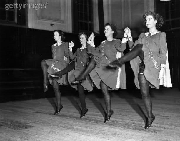 Traditional Irish dancers - Getty Images