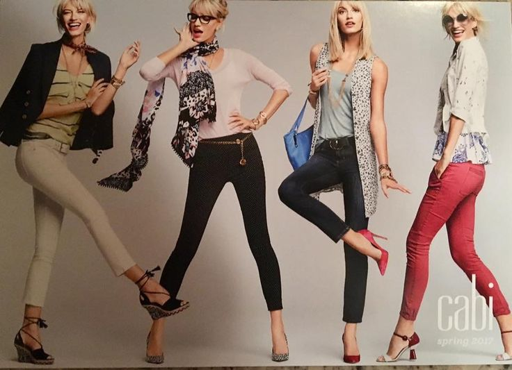 CAbi 2017 Spring NEW Outfits  Lauren B Montana